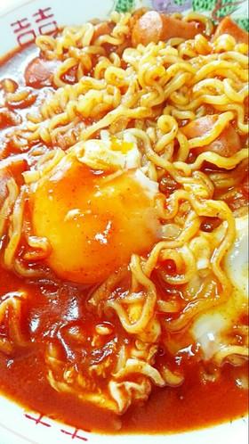 簡単!美味い!辛い!スンドゥブチゲ麺!