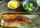 【魚の干物】秋刀魚のみりん干し