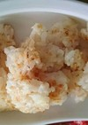 離乳食☆長芋ご飯のおやき