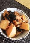 筍と長芋のたっぷり梅煮