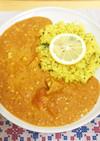 インド、タイ風カレーに合うレモンライス