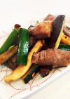 焼肉のタレ消費牛肉と野菜のオイスター炒め