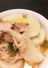 ほっこり♥簡単!長イモと豚肉の煮物