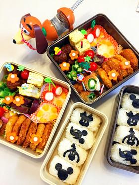 遠足や運動会☆ピクニックのお弁当に♪