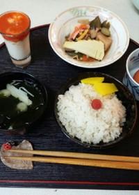 血管プラークダイエット食724(良朝食)