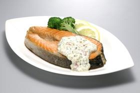 超簡単!鮭のムニエルタルタルソース