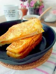 おしゃれ朝食✩モンティクリストの写真