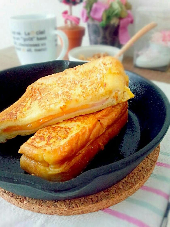 おしゃれ朝食✩モンティクリスト