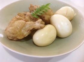 鶏手羽元の照り煮