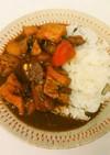 リメイク☆大根の煮物カレー