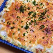 ◎こんがりとろ〜り♡長芋納豆チーズ焼◎の写真