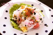 春土用の運気を整える☆チラシ寿司の写真
