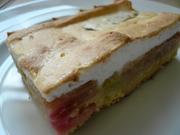 ドイツのルバーブケーキ*甘酸フルーツで♪の写真