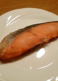 絶品*鮭の粕漬け