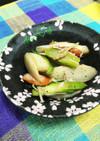 春の味☆うどの炒め物