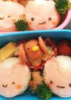 幼稚園のお弁当① くまちゃん☆