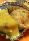 幼児食に!がんもとサツマイモの煮物