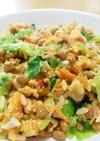 納豆好きの納豆たっぷりパラパラ炒飯