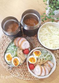 つけ麺弁当!