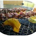 クミンで魅惑の羊肉串♡鶏肉や牛肉でも!