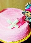 キャラチョコ チョッパーケーキ