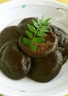 熊本産干し椎茸の含め煮(精進料理)