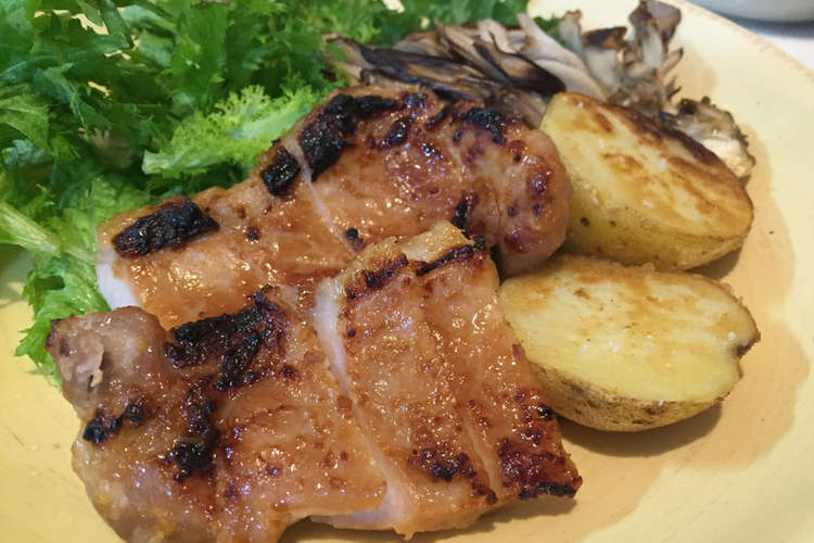 焼き 豚 味噌
