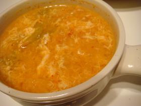 * キムチスープ *