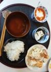 血管プラークダイエット食731(寿朝食)