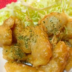 ご飯が進む☆鶏マヨ
