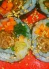 牛肉海苔巻き(김밥)