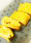 お弁当に♡フライパンで作れる甘い卵焼き