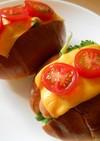 朝の栄養バランスホットドッグ