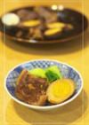 豚肩ロースであっさり角煮♡煮鶏も一緒に!