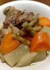 野菜の旨味!鹿児島とんこつ味噌煮