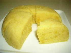 超~簡単◆ノンアレ米粉のふわふわケーキ◆