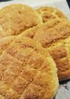 簡単♡さくさく メロンパン風クッキー♡