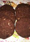 カカオニブと米粉のヘルシークッキー