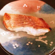 赤魚の味噌マヨ焼き