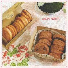 咲くホロなおもたせクッキー♡