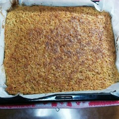 ココナッツブラウンケーキ