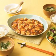定番の味!丸美屋 麻婆豆腐の基本レシピ