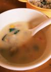 離乳食☆mixベジタブルのコーンシチュー