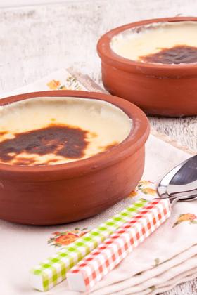 トルコのお米ミルクプリン(ストゥラッチ)