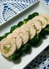 低糖質レシピ☆カレーチキンロール