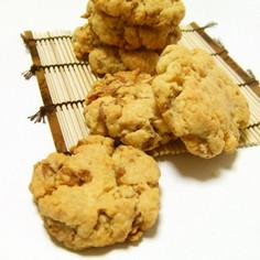 HKMで簡単ザクザクシリアルクッキー