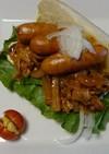 肉好き集まれ‼バーベキューポークドック‼