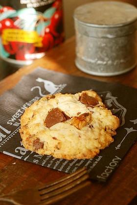 スタバ風♡チョコチャンククッキー