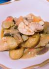 イタリアン風☆鶏煮込み