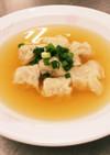 プリップリエビの本格☆ワンタンスープ